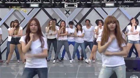jr secret 130531 snsd kara 4minute secret junior gangnam style