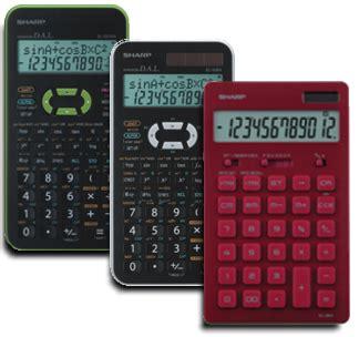 imagenes de calculadoras sharp 187 calculadoras