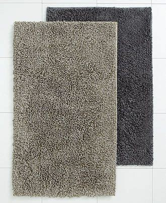 hotel collection bathroom rugs hotel collection bath rug twisted 22 quot x 36 quot bath rugs