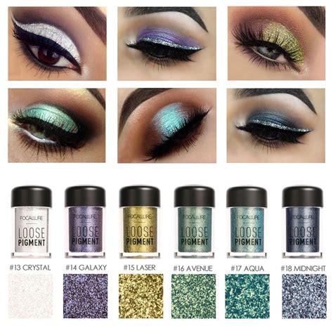 Eyeshadow Focallure focallure pro 4 5g glitter shimmer makeup