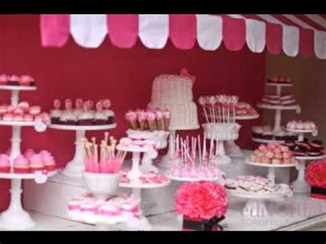 Sweety Gold M34 Free 6 sweet 16 decorations ideas for