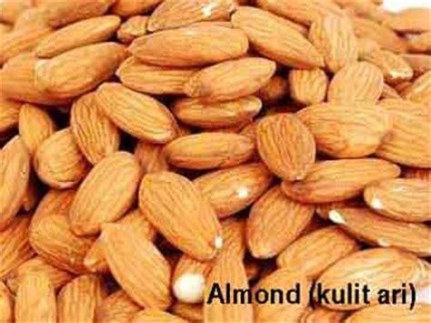 Almond Powder Bubuk Almond 500g dried fruit