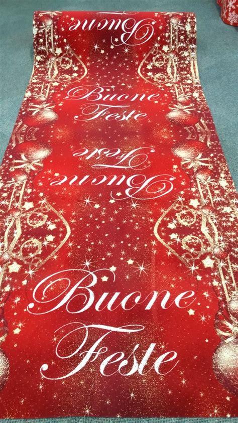tappeti natalizi tappeti e corsie natalizie glitter e decorazioni natalizie
