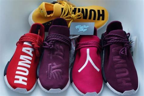 Nmd Human Race Friends And Family pharrell x adidas nmd quot human race quot releases and sles