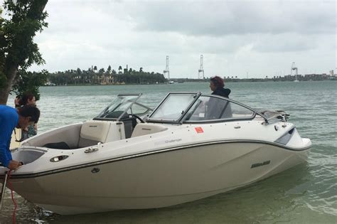 sea doo speed boat north miami boat rental sailo north miami fl jet boat