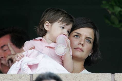 And Suri La Galaxy Vs Chelsea by Suri Cruise In At The La Galaxy Vs Chelsea Fc