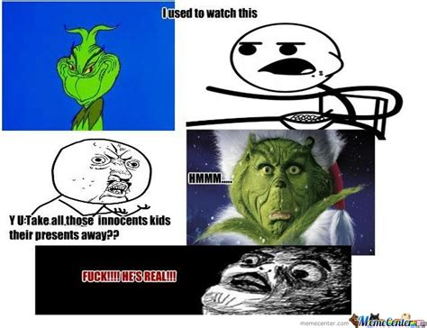 Memes Grinch - the grinch stole christmas by jswagkearns meme center