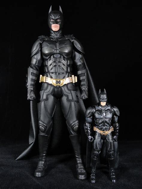 Original Hottoys Dx 12 Batman The Rises Batmandx12 Hottoys30 Mint Condition Customs