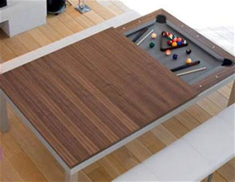 Meja Makan Billiard design dining table into billiard table everything about