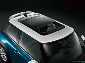new cars with panoramic sunroof new to minis page 1 new minis pistonheads