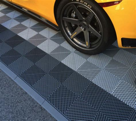 Plastic Garage Floor Tiles 4 Reasons To Hire A Professional For Your Garage Floor Project