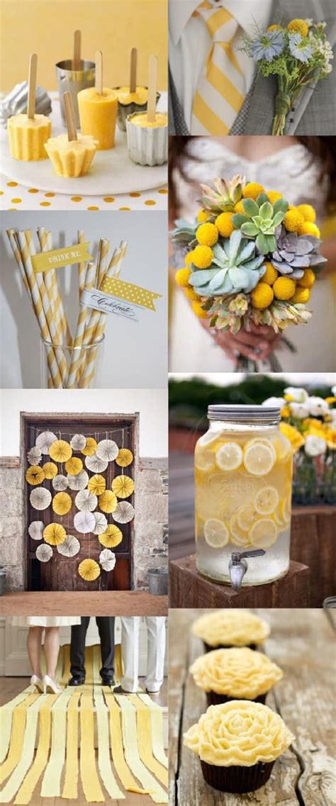 108 best images about lemon lime weddings on marriage yellow weddings and yellow