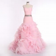 Image result for mermaid gown