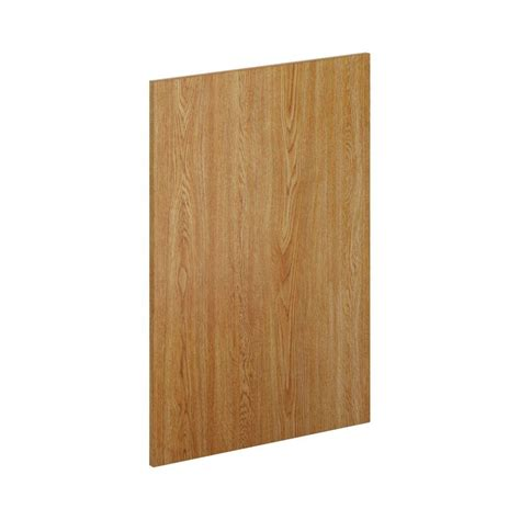 cutting kitchen cabinet end panels hton bay 1 5x34 5x24 in dishwasher end panel in