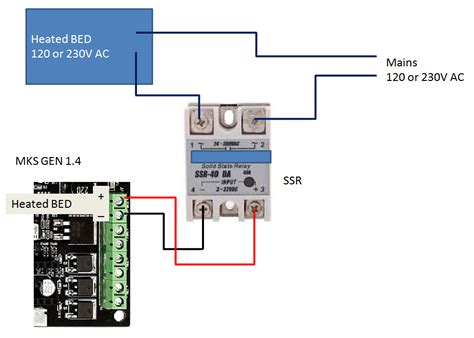 solid state relay wiring diagram efcaviation