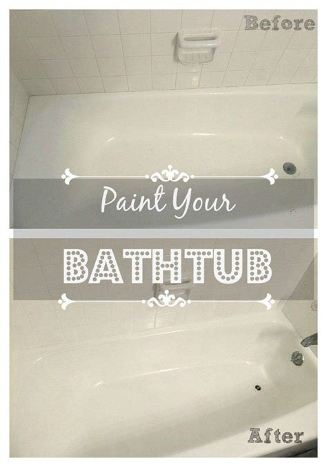 two part epoxy paint for bathtubs 1000 ideas about painting bathtub on pinterest painted
