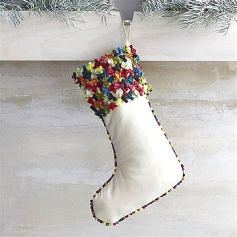 stocking pattern ideas 15 christmas stockings decorating ideas