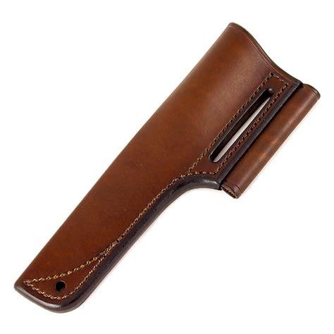 mears leather knife sheath neck