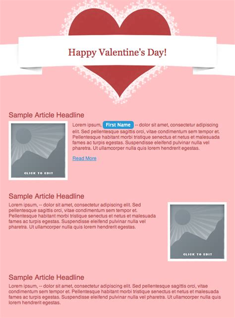 valentines email new email templates for our valentines you email