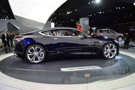 is a buick a car 2016 buick avista car news and information