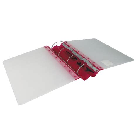 Binder Gl Kemasan 1 4 Kg guildhall glx ergogrip frosted ring a4 binder raspberry 2 pack