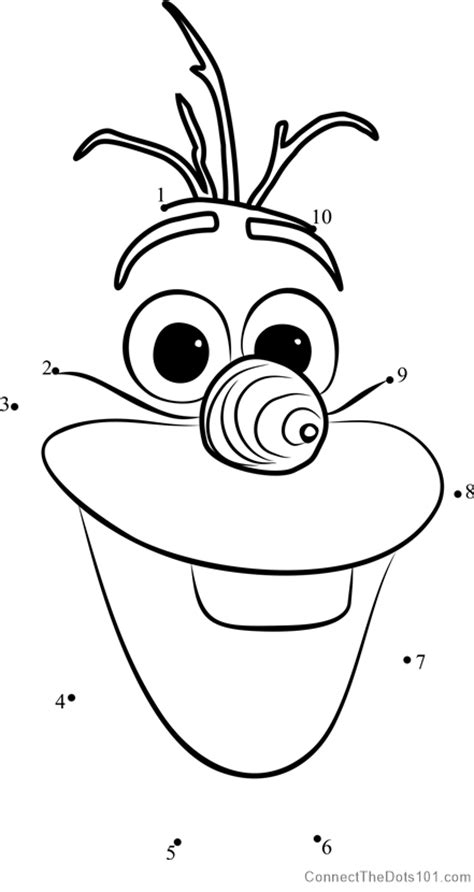 free frozen dot to dot coloring pages frozen dot to coloring pages frozen best free coloring pages