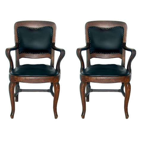 antique armchairs for sale gorgeous pair of antique oak armchairs for sale antiques