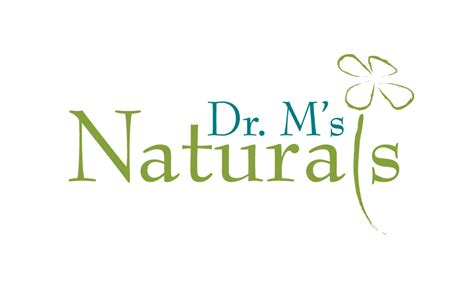 dr m s naturals logo steelfish design plymouth michigan