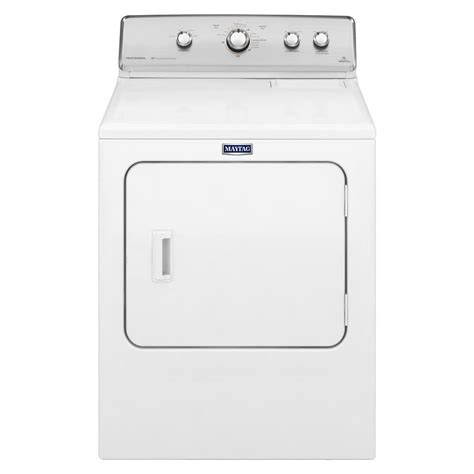 whirlpool 7 0 cu ft gas dryer with steam in white