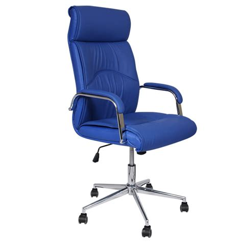 Blue Leather Office Chair Design Ideas Blue Leather Office Chair Decor Ideasdecor Ideas