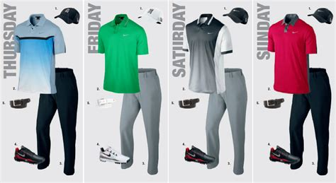 rory mcilroy s apparel for 2013 pga chionship golfweek