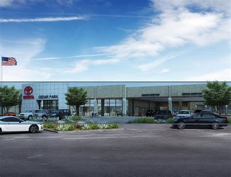Parks Toyota Cavender Auto Family Plans Dealership In Area San