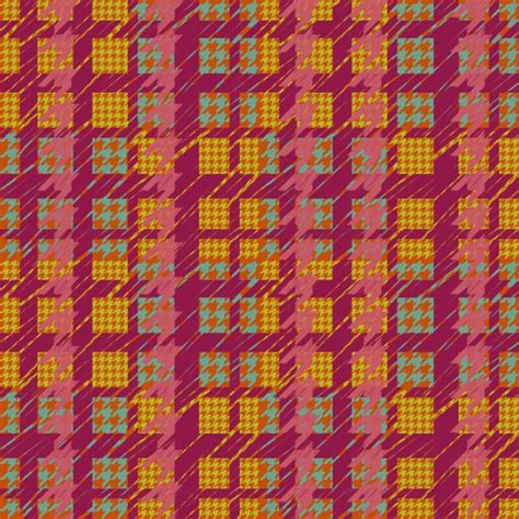 colorful checkered pattern vector