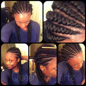 pictures of ghanian back lines black hairstyle and haircuts