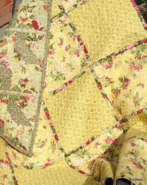 Green Patchwork Quilt - 178 best images about quilting cuties on