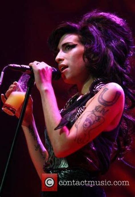 Winehouse Dedicates Grammys Win To My Incarcerated After Scooping Five Awards by Trio Of Ivor Novello Nominations For Winehouse