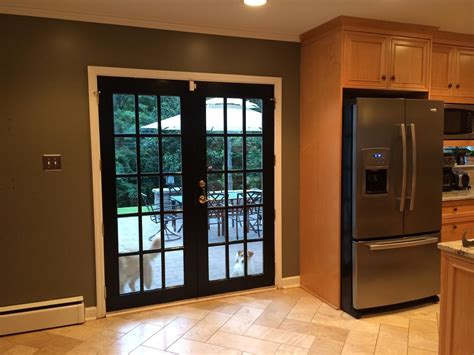 interior kitchen doors three reasons to paint your interior doors black