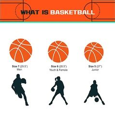 basketball free throw shooting frequently asked questions and answers what is basketball royalty free vector image vectorstock
