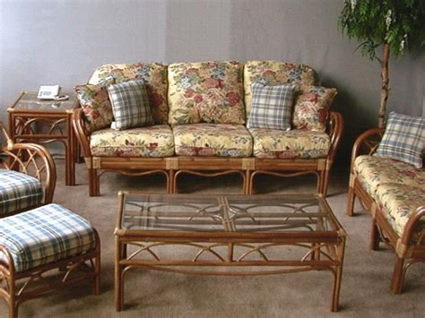 Wicker Patio Furniture Cushions Classic Rattan Wicker Floral Cushion Wicker Furniture Replacement Cushions Henry Link