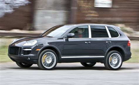 Porsche Cayenne 2009 by Car And Driver