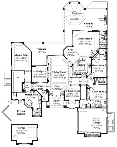 stem wall house plans house design ideas
