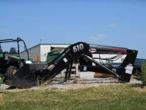 koyker 510 front end loader attachment for sale at