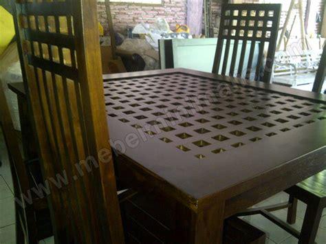 Kursi Kantor Palembang pesanan kursi makan minimalis kotak ke palembang furniture