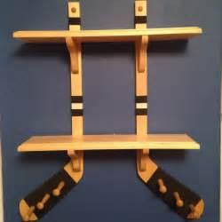hockey stick shelf hockeyshelf