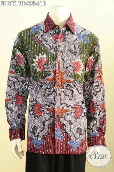 Kain Batik Tulis Bahan Katun Premium Jahit Buat Perempuan Cewek Permak 20 sedia kemeja batik premium baju batik mewah untuk