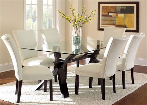 Espresso Dining Room Sets by Berkley Espresso Rectangular Dining Room Set From