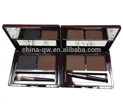 Set Eyebrow Eyeliner Compact 2 In 1 menow e12002 makeup set eyebrow powder with brush buy