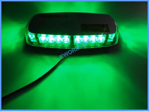 green and amber strobe lights 24 led police strobe lights vehicle strobe light beacon