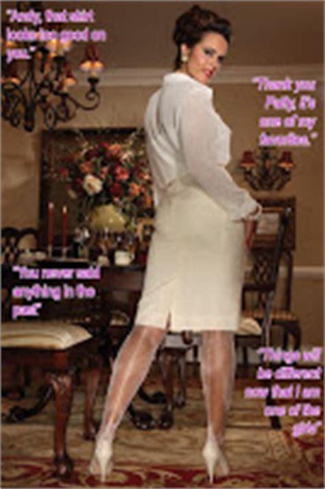 husbands permanantly feminised titillating tg captions november 2009