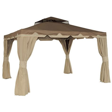 uberhaus gazebo curtains 10 x 10 rona 10 x 12 gazebo replacement canopy garden